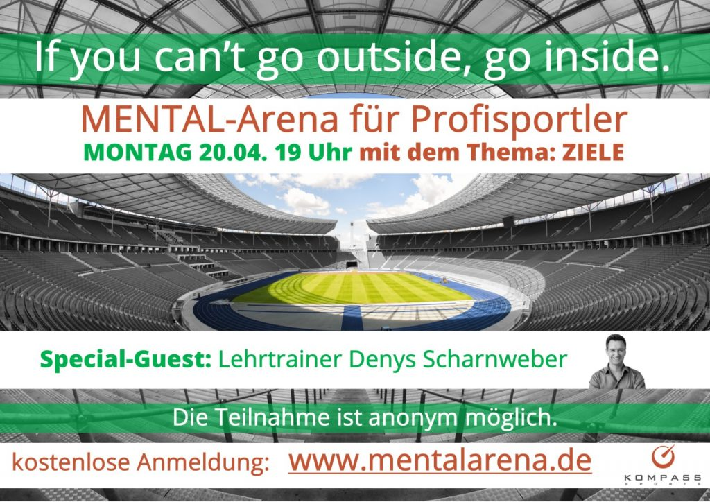 Mentalarena – ifyou can't go outside, go inside !